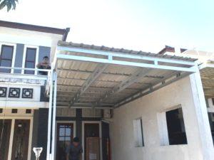 canopy baja ringan gresik murah