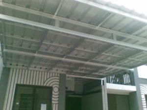 canopy baja ringan gresik